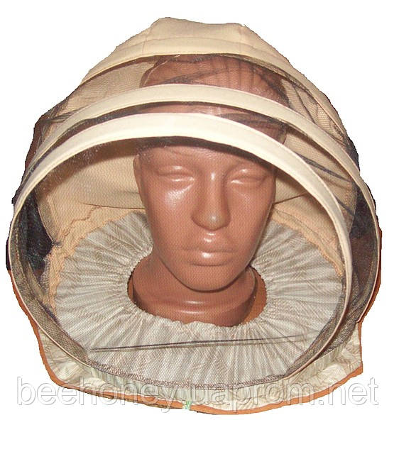 Лицевая сетка пчеловода Евро. Габардин