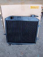 Радиатор на Москвич 2140, 412, 2715  медно-латунный, 2-х рядный (Композит групп, Россия)