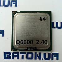 Процессор ЛОТ#4 Intel® Core™2 Quad Q6600 2.4GHz 8M Cache 1066 MHz FSB Soket 775 Гарантия + Термопаста, фото 1