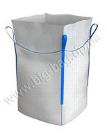 Четырехстроповый биг-бег с фартуком сверху и глухим дном (мешок МКР)