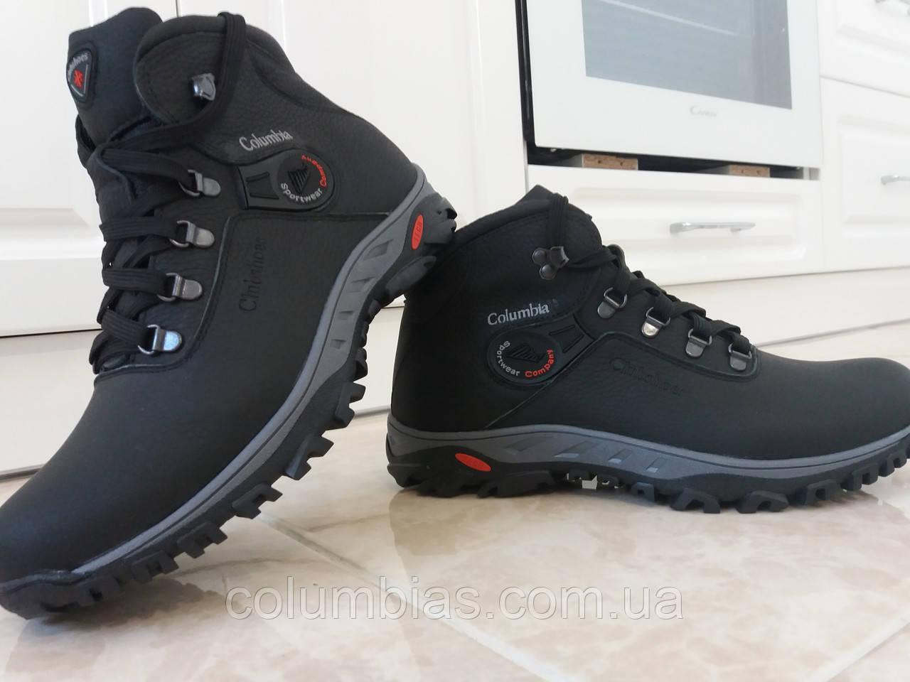 Акция! Зимние ботинки Collumbia