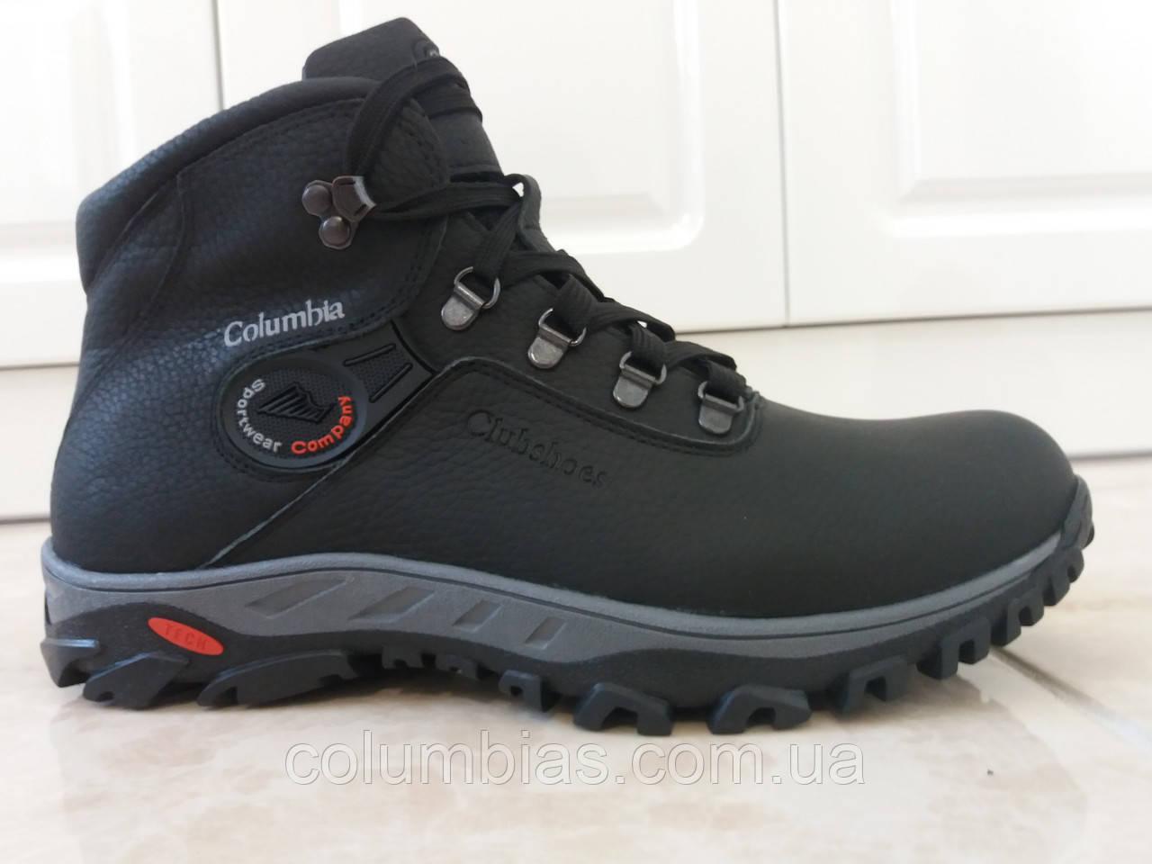 Ботинки зимние мужские Collumbia 4245
