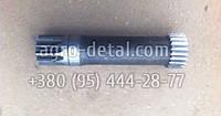 Вал трубчатый СШ20.21.123 муфты главного сцепления трактора Т 16,СШ2540