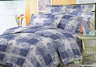 Двуспальный комплект постельного белья 180*220 из полиэстера Геометрический узор