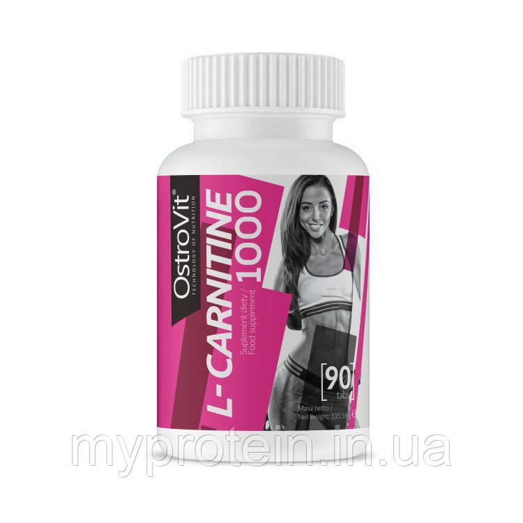 OstroVit Л-карнитин L-Carnitine 1000 (90 tabs)