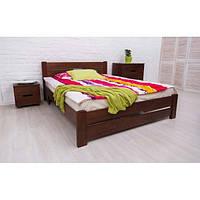 Ліжко півтораспальне 120*200 бук з підйомним механізмом Айрис Марія Мікс Меблі, фото 1