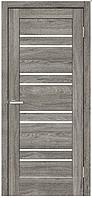 Дверное полотно Рино 01 G NL дуб Денвер