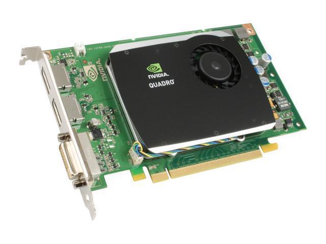 Профессиональная видеокарта Quadro FX1700 512 MB DDRII (128bit) (460/800) (dual DVI, HDTV) (VCQFX1700-PCIE-PB)