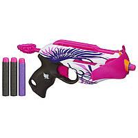 Бластер Nerf Rebelle Pink Crush Blaster, фото 1