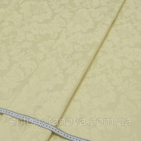 Декоративная ткань для штор, жаккард, вензель