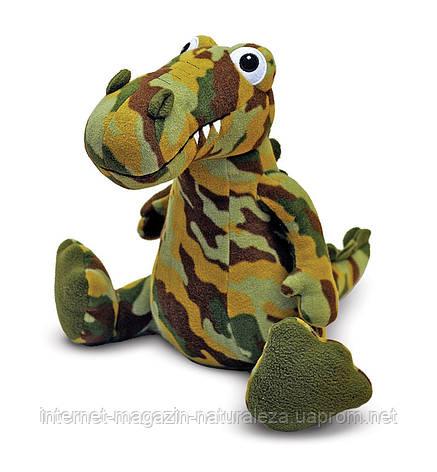 Мягкие игрушки Динозаврик Валик Melissa&Doug, фото 2