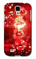 Чехол для Samsung Galaxy S4 (Love)