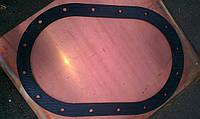 Прокладка люка бака выключателя У-110, У-220, 8БП.156.411