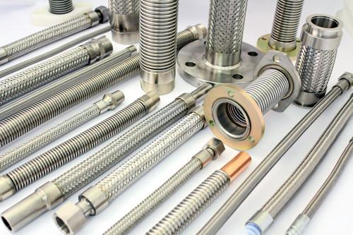 Металлорукава нержавеющие, высокого давления, производство под заказ