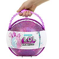 L.O.L. Surprise Pearl Style 2. Оригинал 100%Лол большой сюрприз Жемчужина розовый MGA