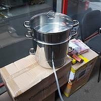 Соковарка Украинка на 10 литров