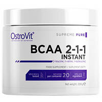 БЦАА Ostrovit BCAA 2:1:1 Instant 200 г (уценка)