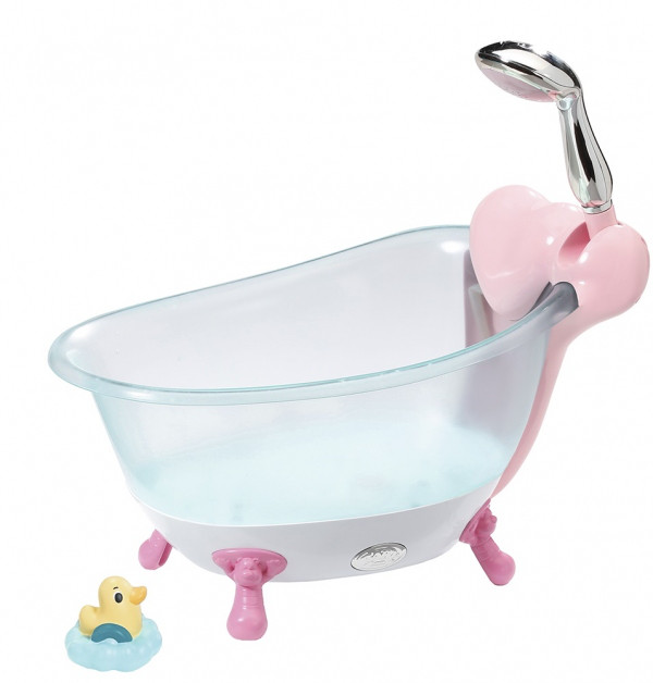 Автоматическая ванночка для куклы Baby Born Веселое купание, свет, звук