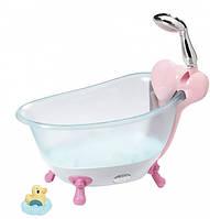 Автоматическая ванночка для куклы Baby Born Веселое купание, свет, звук, фото 1
