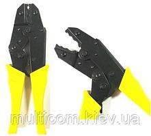 12-03-011. Инструмент обжимной для изолированных клемм 0,5 -4 мм