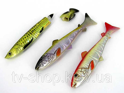 Ручка Рыбка