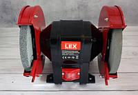 ✅ Точильный станок LEX LXBG205 • 200мм • 1250 Вт
