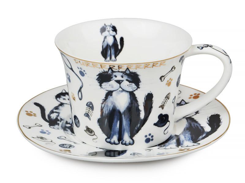 Набор чайный Lefard Коты 2 предмета, 924-047