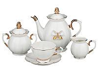 Чайный сервиз Lefard Принцесса 15 предметов, 55-2300