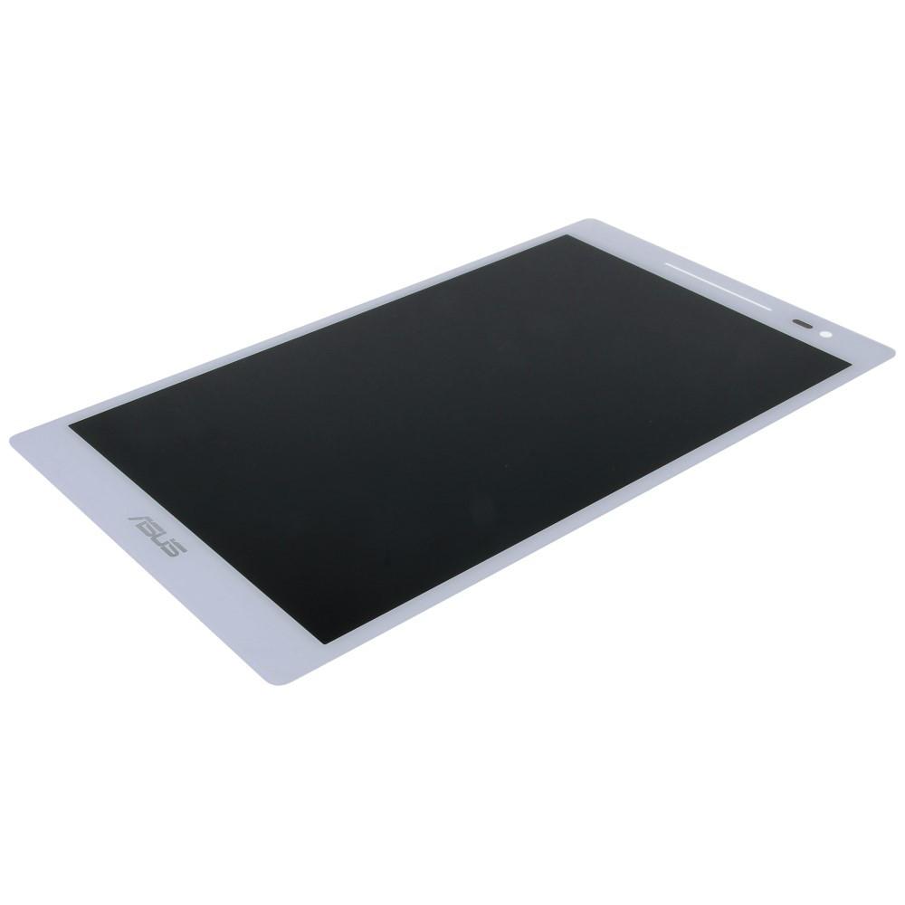 "Дисплей для Asus ZenPad Z380C Wi-Fi 8.0""/Z380KL с тачскрином белый Оригинал (тестирован)"