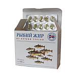 Рыбий жир из печени трески №100 капсулы Гармония, фото 2