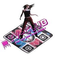 X-treme Dance Pad музыкальный танцевальный коврик dance mat ТВ и комп.