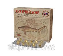 Риб'ячий жир з печінки акули 500 мг №100 капсули