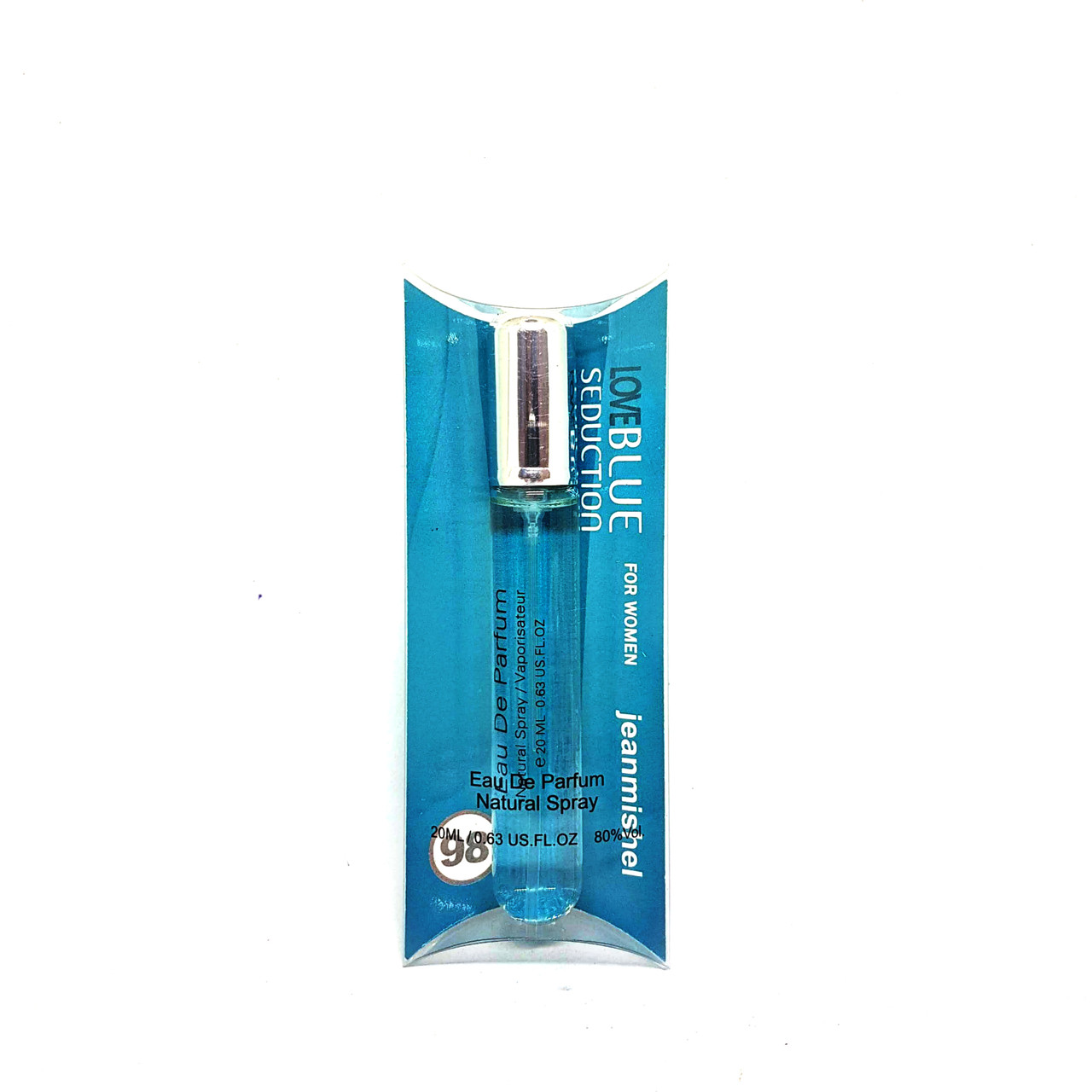 Jeanmishel Love Blue Seduction for women (98) 20ml