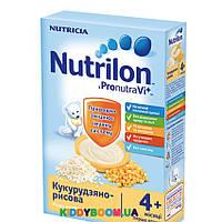 Каша молочная с 4-х мес Нутрилон кукурузно-рисовая 225 г
