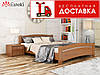 Кровать Венеция 200*140 бук Эстелла (ЩИТ)