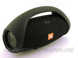 JBL Boombox 40W копия, блютуз колонка, черная, фото 3