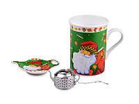 Чайный набор Lefard Новый год 3 предмета, 270-505