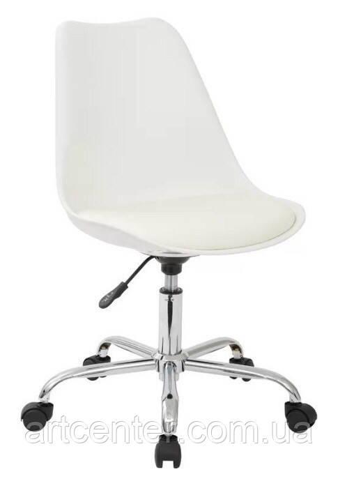 Кресло для мастера, кресло белое (АСТЕР)