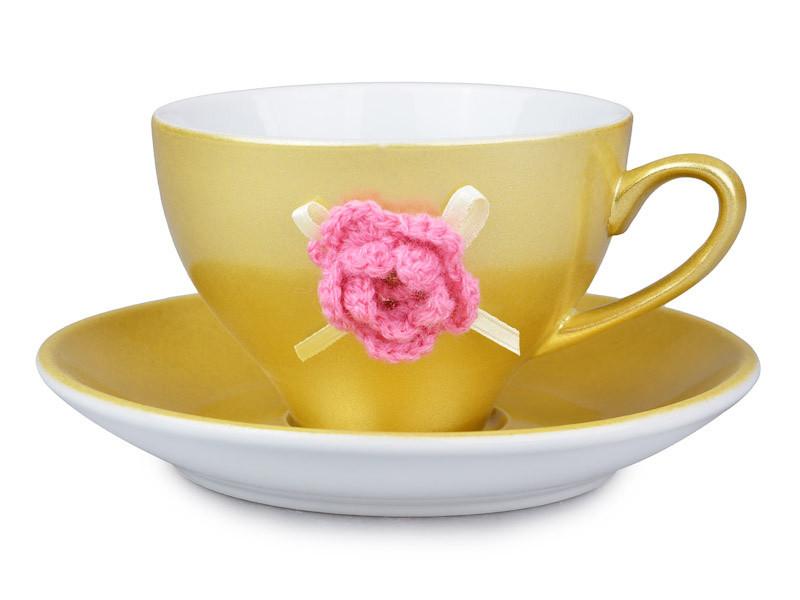 Чайный набор Lefard Цветок 2  предмета, 494-021