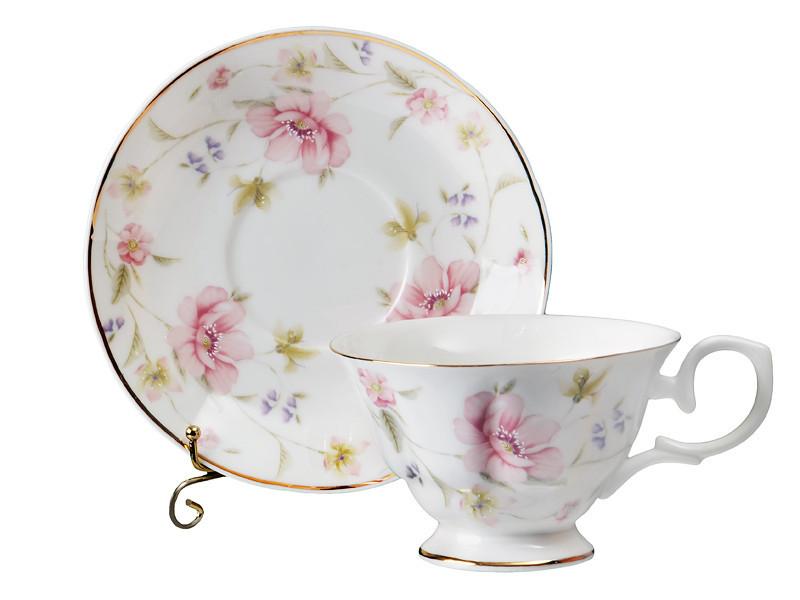"""Чайный сервиз 12 предметов """"Лаура"""" 200 мл, Lefard, 943-095"""