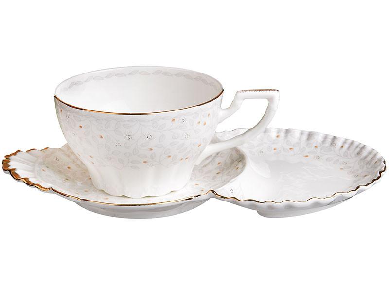 """Чайный набор """"Вивьен"""" 2 предмета 400 мл, Lefard, 264-523"""
