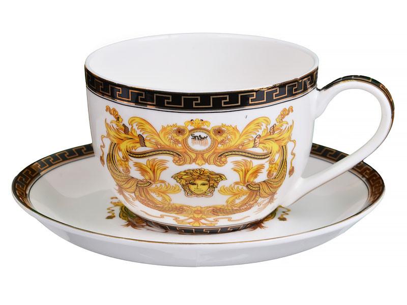 Чайный набор Версаче 2 предмета 280 мл, Lefard, 924-214