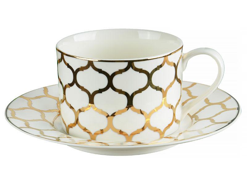 Чайный набор 2 предмета 220 мл, Lefard, 920-059