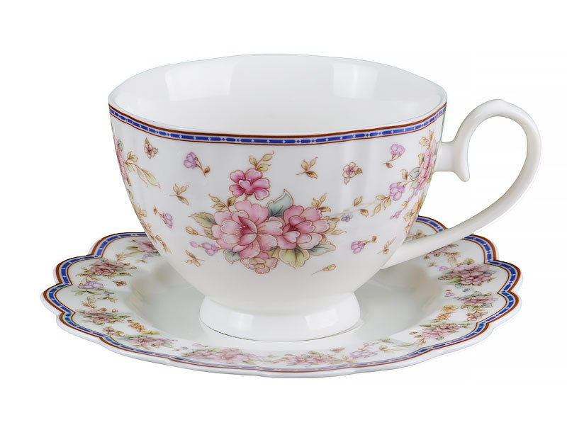Чайный набор 2 предмета, 250 мл, Lefard, 165-313