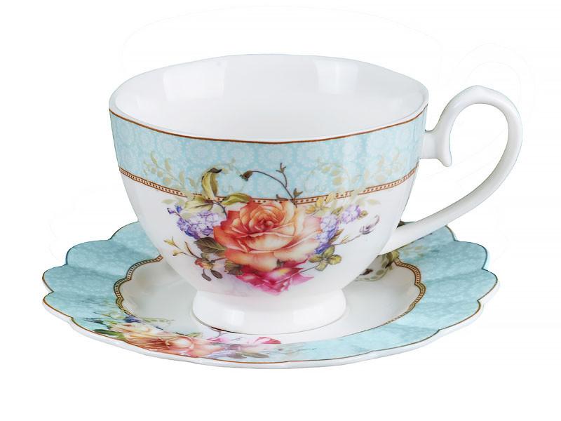 Чайный набор 2 предмета, 250 мл, Lefard, 165-312