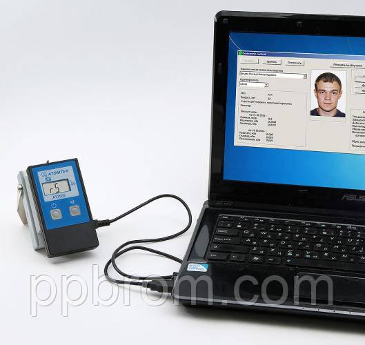 Индивидуальный дозиметр ДКС-АТ3509В