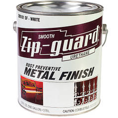 Краска Zip-Guard белая глянцевая 0.946 л, антикоррозионная