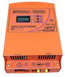 PV Контролер заряду ІМПУЛЬС-5020S 60A 48V MPPT 200V