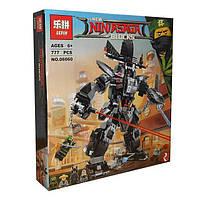 "Конструктор Ninjago Movie Lepin  06060  (аналог Lego 70613) ""Робот Гарм"" 806 деталей, фото 1"