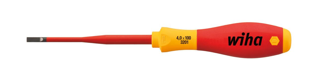 Шліцева викрутка SoftFinish electric slimFix SL4,5x125 мм slimFix; SLIM FIX